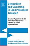 Competition and Ownership in Land Passenger Transport : Selected papers from the 9th International Conference (Thredbo 9), , 0080450954