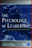 The Psychology of Leadership : New Perspectives and Research, , 0805840958