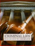Criminal Law, Nemeth, Charles P., 0130930954