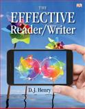 The Effective Reader/Writer, Henry, D. J. and Kindersly, Dorling, 0205890954