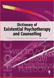 Dictionary of Existential Psychotherapy and Counselling, Kenward, Raymond and van Deurzen, Emmy, 0761970959
