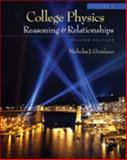 College Physics, Volume 1, Giordano, Nicholas, 1111570957