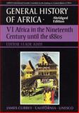 Africa in the Nineteenth Century until the 1880s, , 0852550960