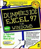 Dummies 101, Greg Harvey and Dummies Technical Press Staff, 0764500961