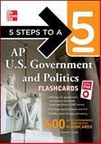 AP U. S. Government and Politics, Lamb, Pamela, 007170096X