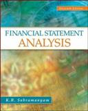 Financial Statement Analysis, Subramanyam, K. R. and Wild, John, 0078110963