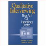 Qualitative Interviewing 9780803950962
