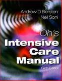 Oh's Intensive Care Manual, Bersten, Andrew, 0702030961