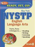 NY 8th Grade English Language Arts, Research & Education Association Editors, 0738600962