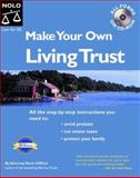 Make Your Own Living Trust, Denis Clifford, 1413300960