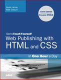 Web Publishing with HTML and CSS in One Hour a Day, Lemay, Laura and Colburn, Rafe, 0672330962