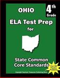 Ohio 4th Grade ELA Test Prep, Teachers Treasures, 1484120965