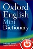 Oxford English Mini Dictionary, Oxford Dictionaries, 0199640963