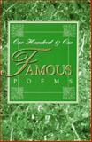 101 Famous Poems 9780809250967