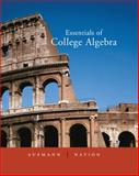 Essentials of College Algebra, Aufmann, Richard N. and Nation, Richard D., 061848096X