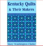 Kentucky Quilts and Their Makers 9780813100968