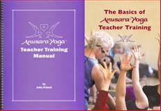 The Basics of Anusara Yoga Teacher Training DVD set and Teacher Training Manual, Friend, John, 0979150965