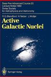 Active Galactic Nuclei : Saas-Fee Advanced Course 20. Lecture Notes 1990. Swiss Society for Astrophysics and Astronomy, Blandford, R. D. and Netzer, H., 3642080960