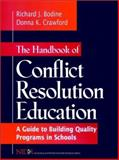The Handbook of Conflict Resolution Education 9780787910969
