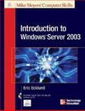 Introduction to Windows Server 2003, Ecklund, Eric, 0072230975