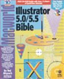 MacWorld Illustrator 5.0/5.5 Bible, Alspach, Ted, 1568840977