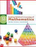 Guiding Children's Learning of Mathematics, Kennedy, Leonard M. and Tipps, Steve, 0495810975