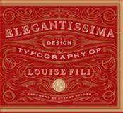 Elegantissima, Louise Fili, 1616890975