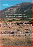 Minoan Stone Vessels with Linear a Inscriptions, B., Davis, 9042930977