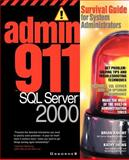 Admin911 : SQL Server 2000, Nadkarni, Harshad, 0072130970