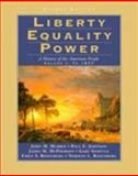 Liberty, Equality, Power 9780155080973