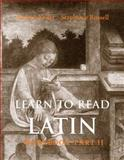 Learn to Read Latin, Keller, Andrew and Russell, Stephanie, 0300120974