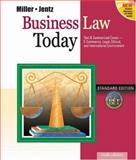 Business Law Today, Miller, Roger LeRoy and Jentz, Gaylord A., 0324120974