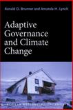 Adaptive Governance and Climate Change 9781878220974
