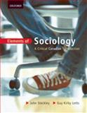 Introduction to Sociology, Steckly, John, 0195420977