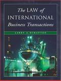 The Law of International Business Transactions 9780324040975