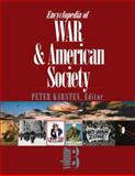 Encyclopedia of War and American Society, , 0761930973
