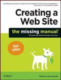 Creating Web Sites, MacDonald, Matthew, 0596520972