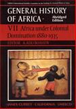 General History of Africa, Unesco Staff, 0852550979