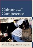 Culture and Competence : Contexts of Life Success, , 1591470978