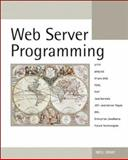 Web Server Programming, Neil A. B. Gray, 0470850973