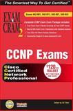 CCNP Exam Cram 2 Bundle, Michael Shannon and Que Certification Staff, 0789730979