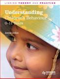 Understanding Children's Behaviour 0-11, Lindon, Jennie, 144417097X