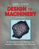 Design of Machinery, Norton, Robert L., 007329098X