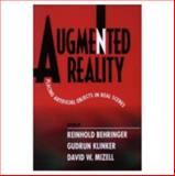 Augmented Reality : Placing Artificial Objects in Real Scenes, I. W. A. R. Staff, 1568810989