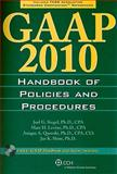 GAAP Handbook of Policies and Procedures, Siegel, Joel and Levine, Marc, 0808020986