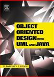 Object-Oriented Design with UML and Java, Barclay, Kenneth A. and Savage, John, 0750660988