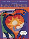 Human Services : Concepts and Intervention Strategies, Mehr, Joseph J. and Kanwischer, Ronald, 0205520987