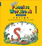 Jolly Phonics Workbook 1 (US Print Letters), Sue Lloyd, 1844140989