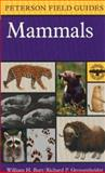 A Field Guide to Mammals, Mariner Books Staff and William H. Burt, 0395910986
