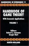 Handbook of Game Theory with Economic Applications, , 0444880984